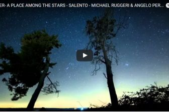 A place among the stars. La natura salentina in time-lapse